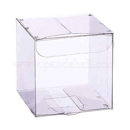 Transparent Plastic PVC Box Gift PackagingCON-BC0004-45-1