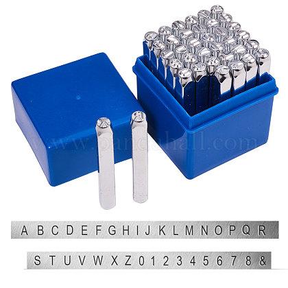 Iron Seal StampsAJEW-G018-02-1