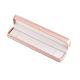 Cajas de regalo del collar de la pulsera de cuero de la puLBOX-L005-H02-2