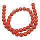 Natural Mashan Jade Beads StrandsX-DJAD-10D-18-2-2