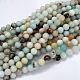 Natural Amazonite Beads StrandsG-G692-01-4mm-1
