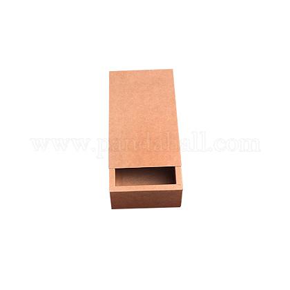 Boîte pliante en papier kraftCON-WH0010-02B-A-1