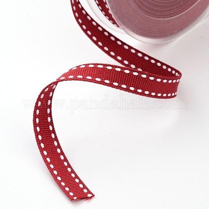 Grosgrain Polyester Ribbons for Gift PackingsSRIB-I001-009-260W-1