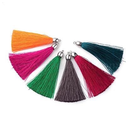 ナイロン糸タッセルビッグサイズパーツFIND-S243-M-1