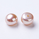 Perlas naturales abalorios de agua dulce cultivadasPEAR-I004F-04-2
