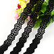 Hollow Flower Faux Sueded Cord LW-R019-1090-1
