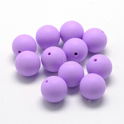 Food Grade Environmental Silicone Beads SIL-R008B-03-1