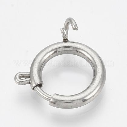 316 пружинное кольцо из нержавеющей сталиSTAS-T033-31B-1