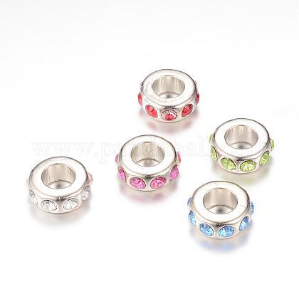 Abalorios de resina de Diamante de imitaciónRB-R046-20mm-M1-1