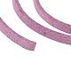 3mm cordón de gamuza sintéticaLW-JP0003-17-5