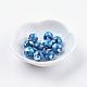Rociar perlas de resina pintadasRESI-E009-12mm-03-2