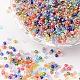 Perles de rocaille en verre fgb® 12/0SEED-Q010-FM-1