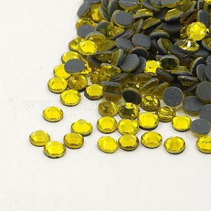 Vidrio de hotfix Diamante de imitaciónRGLA-A019-SS16-249-1