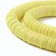 Abalorios de arcilla polimérica hechos a manoCLAY-R067-8.0mm-22-2