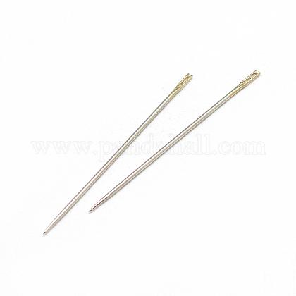 鉄の自己糸の手の縫い針X-IFIN-R232-01G-1