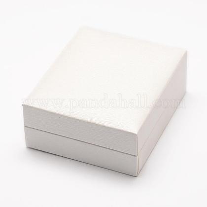 Plastic and Cardboard Jewelry BoxesOBOX-L002-15A-1