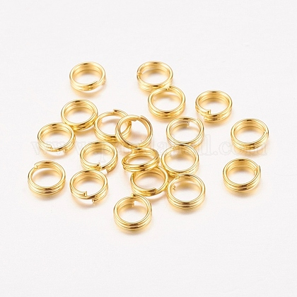 Железные разрезные кольцаJRDG5mm-1
