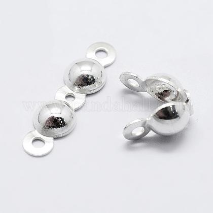 925 libra esterlina se incluyen sugerencias grano de plata del nudoSTER-K167-002D-S-1
