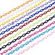 Cadenas de cable de plástico absKY-E007-01-1