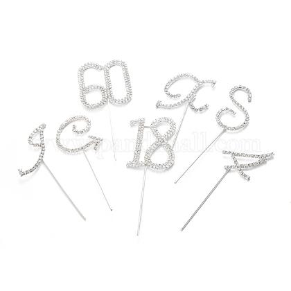 Palillos del pelo de la aleaciónOHAR-XCP0001-05P-1