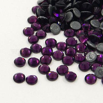 Vidrio de hotfix Diamante de imitaciónRGLA-A019-SS6-204-1