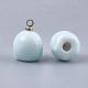 Encantos de porcelana hechos a manoPORC-T002-125A-3