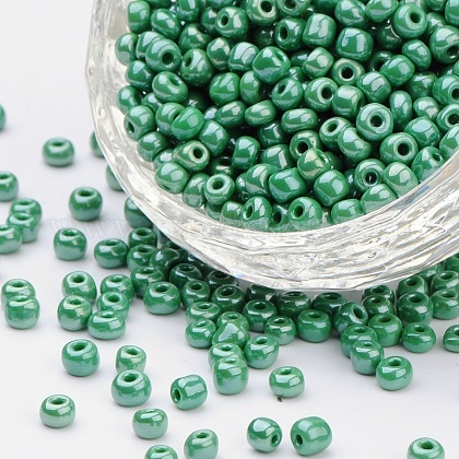 6/0 Glass Seed Beads SDB4mm127-1