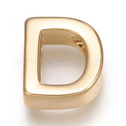 Brass CharmsZIRC-I037-01D-G-1