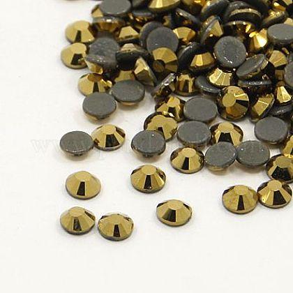 Vidrio de hotfix Diamante de imitaciónRGLA-A019-SS8-567-1