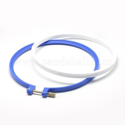プラスチック3D調整可能クロスステッチリボン刺繍枠TOOL-R113-02-1