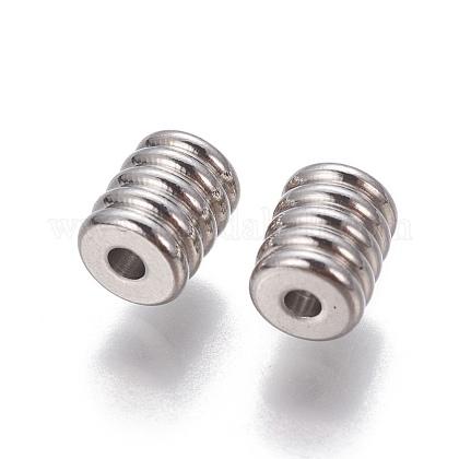 Granos acanalados del 304 acero inoxidableX-STAS-P239-06P-1