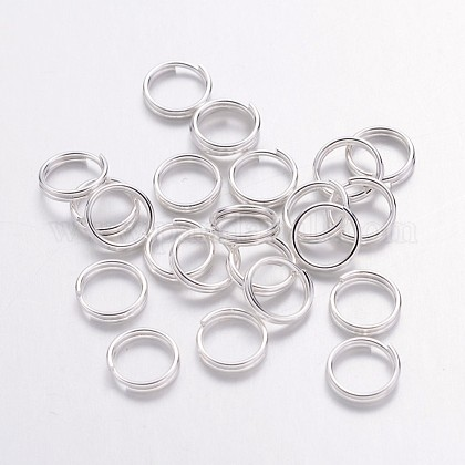 Железные разрезные кольцаJRDS7mm-1