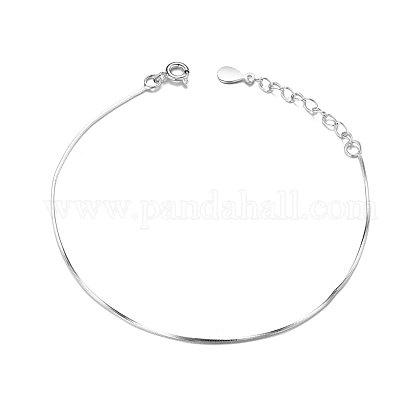 SHEGRACE® Simple Elegant 925 Sterling Silver BraceletJB262A-1