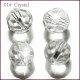 Imitation Austrian Crystal BeadsSWAR-F021-4mm-001-1