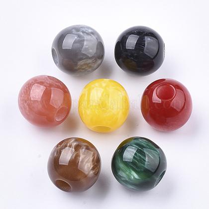 Abalorios de resinaRESI-T036-05C-1