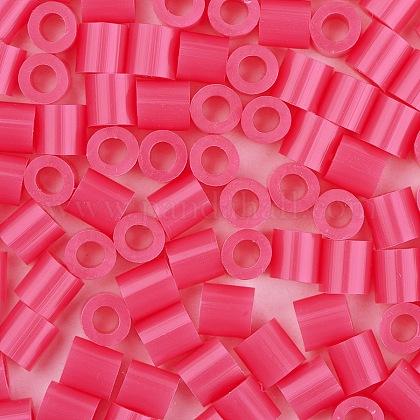 1 коробка 5мм мелти бусины pe diy плавкие бусины заправки для детейDIY-X0047-205C-B-1