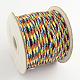 Cuerda de nylon trenzado para la toma de nudo chinoNWIR-S004-08-1