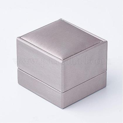 PU Leather Ring Boxes OBOX-G010-01D-1