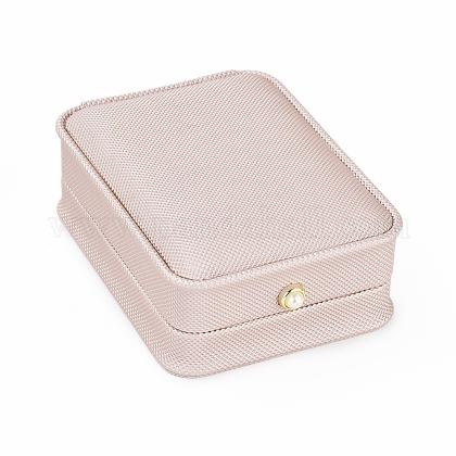 Cajas de regalo colgantes de cuero de puLBOX-L006-B-01-1