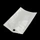Sacs de fermeture à glissière en plastique de film de perleOPP-R003-12x20-5