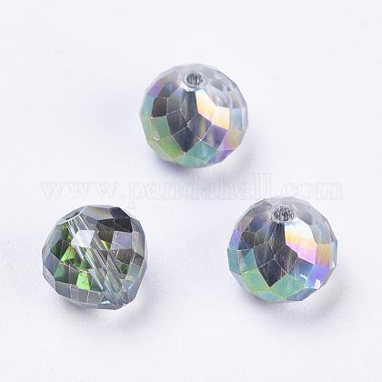 Imitation Austrian Crystal BeadsSWAR-F067-8mm-31-1