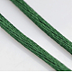 Macrame Rattail Chinese Knot Making Cords Round Nylon Braided String Threads NWIR-O002-07-2