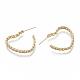 Brass Stud EarringsKK-S348-454-NF-3