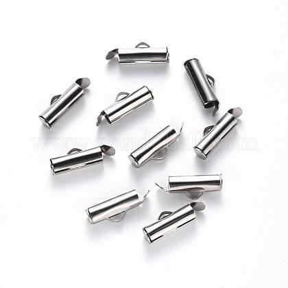 304 слайд из нержавеющей стали на трубках с концевыми зажимамиX-STAS-S115-01D-P-1