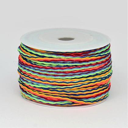 Cordones de cuero de imitaciónOCOR-L034-06-1