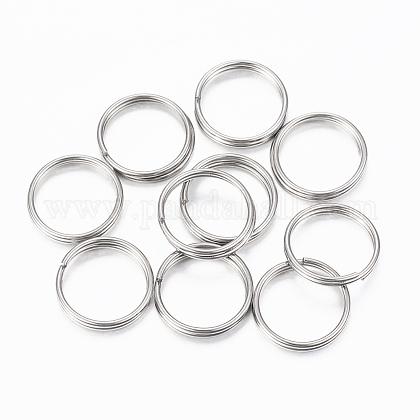 304 Stainless Steel Split RingsSTAS-H413-05P-D-1