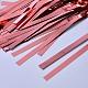 Rideaux à franges en plastiqueDIY-WH0157-03-2