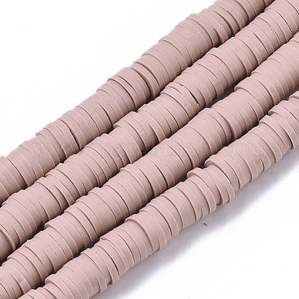 Hilos de arcilla polimérica hechos a manoCLAY-S094-6mm-A01-1
