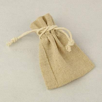 黄麻布の袋ABAG-E001-01-1
