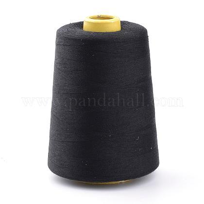 Cordones de hilo de coser de poliésterOCOR-Q033-01-1